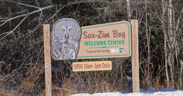 Sax-Zim Bog Welcome Center - Sax-Zim Bog Birding