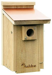 blue bird box - attract bluebirds to your yard