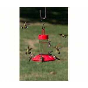 16 oz. glass hummingbird feeder - top5 best hummingbird feeders